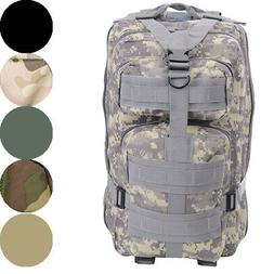 28L Military Molle Camping Backpack Tactical Camping Hiking