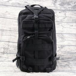 45L Camping Hiking Backpack Outdoor Travel Sports Climbing B