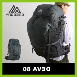 50% OFF! NEW  WOMEN'S GREGORY DEVA 80 BACKPACK. SIZE X-SMALL