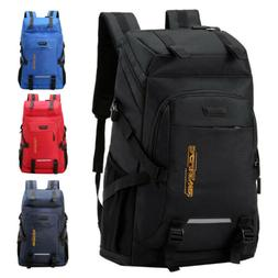 50L Travel Backpack Hiking Camping Outdoor Sports Bag Laptop