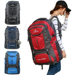 65L 75L Men Women Hiking Backpack Outdoor Camping Travel Day