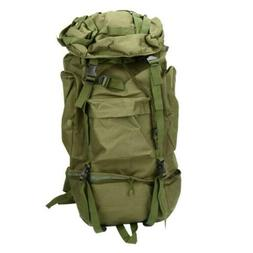 80L Waterproof Hiking Camping Backpack Military Tactical Ass