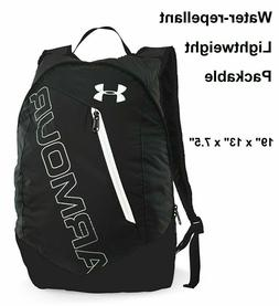 Under Armour Adaptable Backpack Black/Silver/White