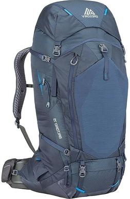 Gregory Baltoro 75 Hiking Backpack Dusk Blue 2020 Model *Bra