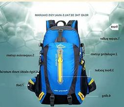 Cocoly 40L Outdoor Waterproof Camping Cycling Hiking Climbin