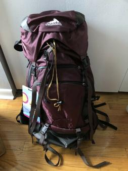 Gregory Deva 60 Women's Backpacking & Hiking Backpack Plum,