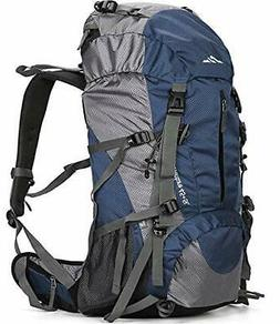 Seenlast 50L Unisex Travel Hiking Backpack Outdoor Sport Day