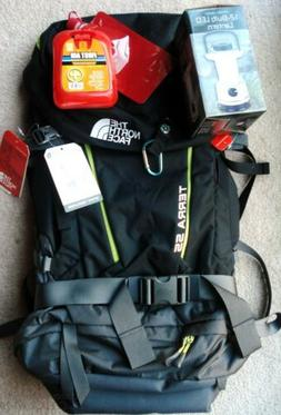 HTF BLACK BOY SCOUTS/YOUTH TRAIL HIKING ADVENTURE NORTH FACE