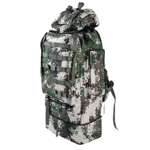 100L Outdoor Bag Military Backpack Trekking Rucksack