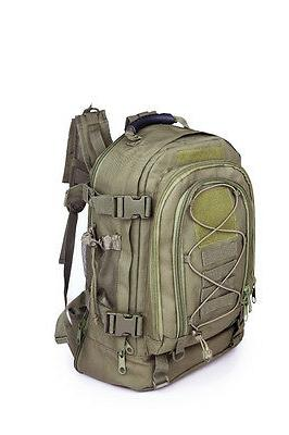 40L Expandable Backpack Military Camping Trekking