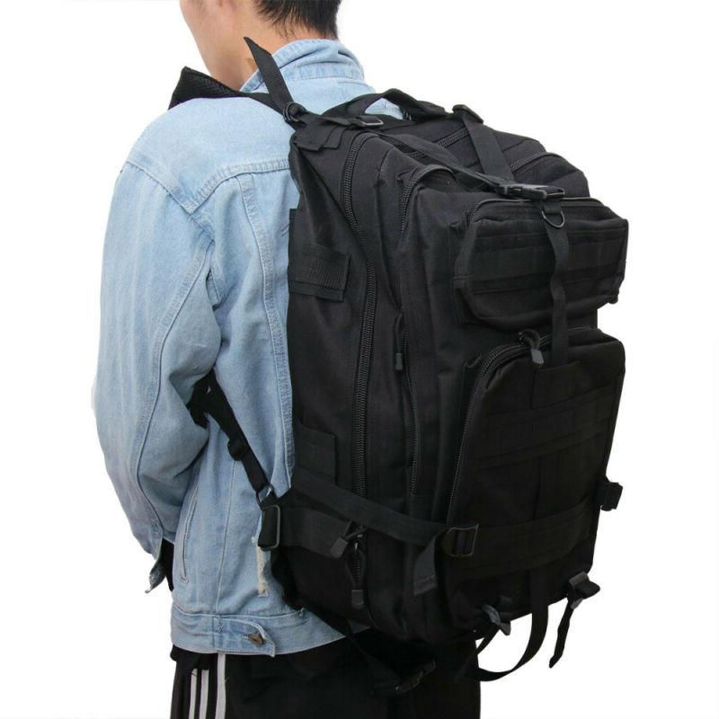 Outdoor Bags Camping Tactical Travel Hiking Backpack School