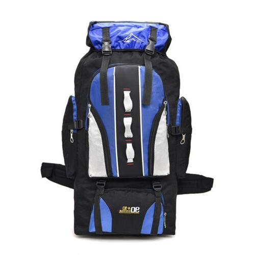 80L/100L Outdoor Hiking Travel