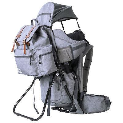 baby carrier child backpack for hiking camping