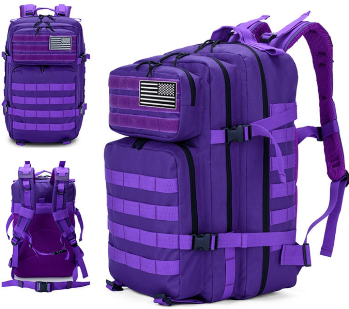 backpack 36l to 55l tactical security hiking