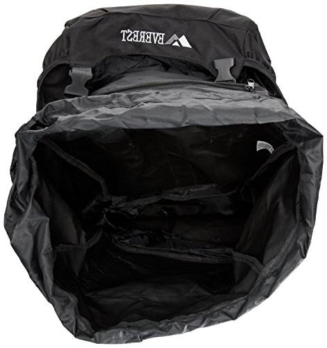 Everest Deluxe Black, One Size
