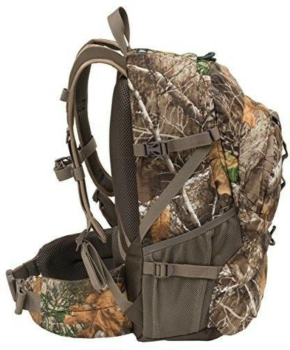 Durable Dark Day Pack Front Hunting