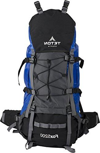 Internal – Not Your High-Performance Backpack for Backpacking, Hiking, Sewn-in Rain