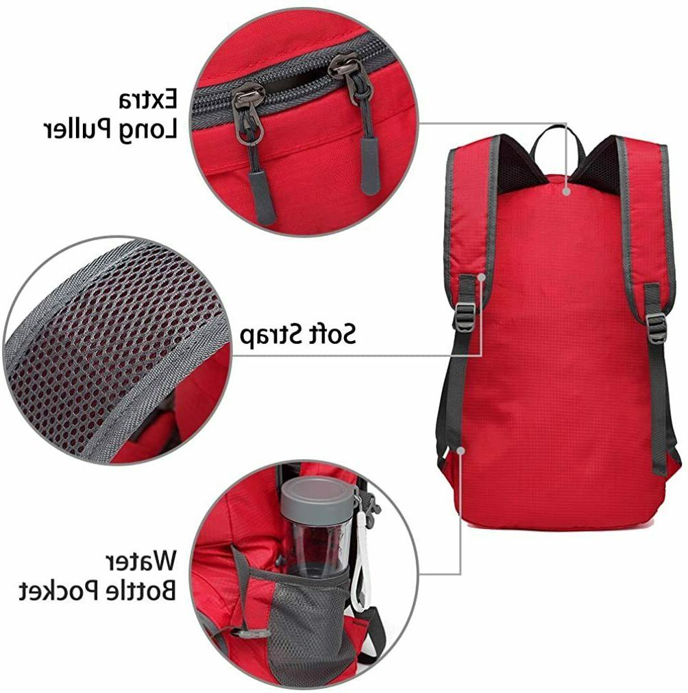 VASCHY Collapsible Foldable Daypack