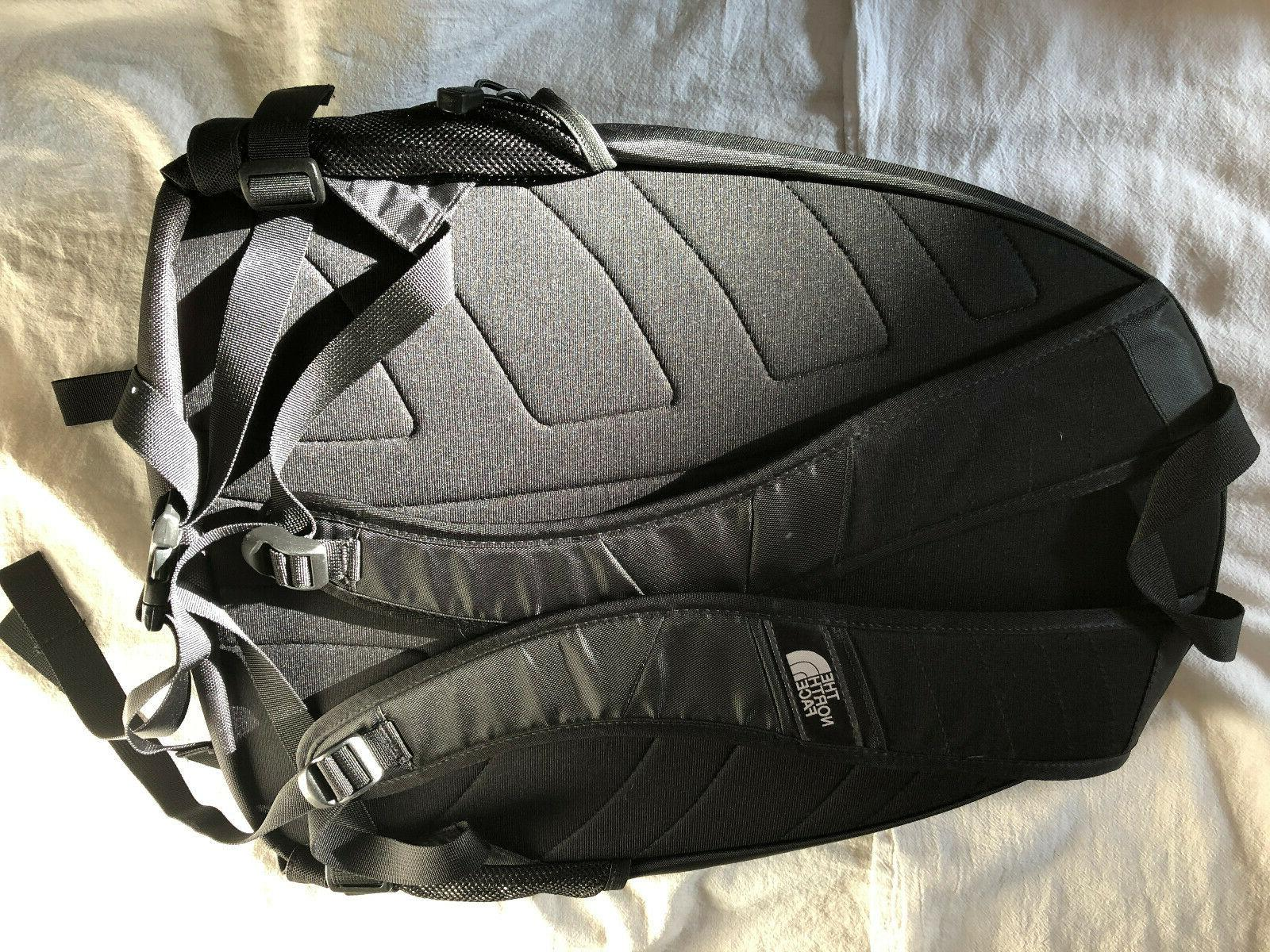The North Face Backpack School/Hiking Style - But Not