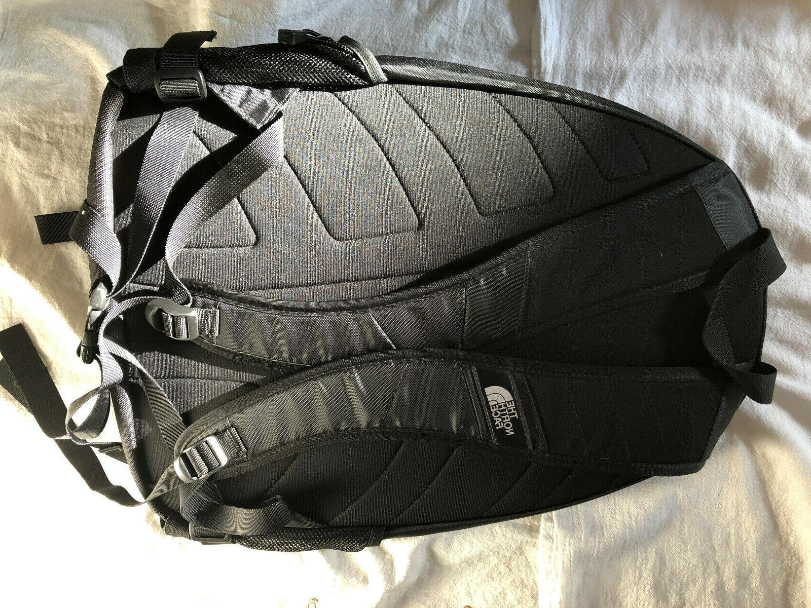 The North Backpack Black - Style