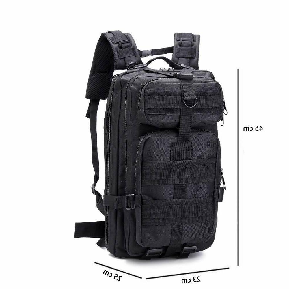 Military Backpack Daypack Bag Outdoor Sport