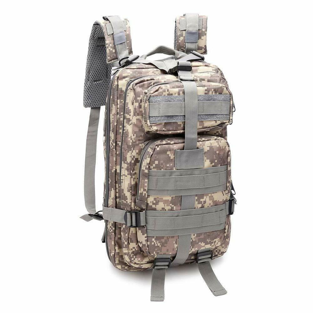 Military Backpack Daypack Bag for Hiking Outdoor Sport
