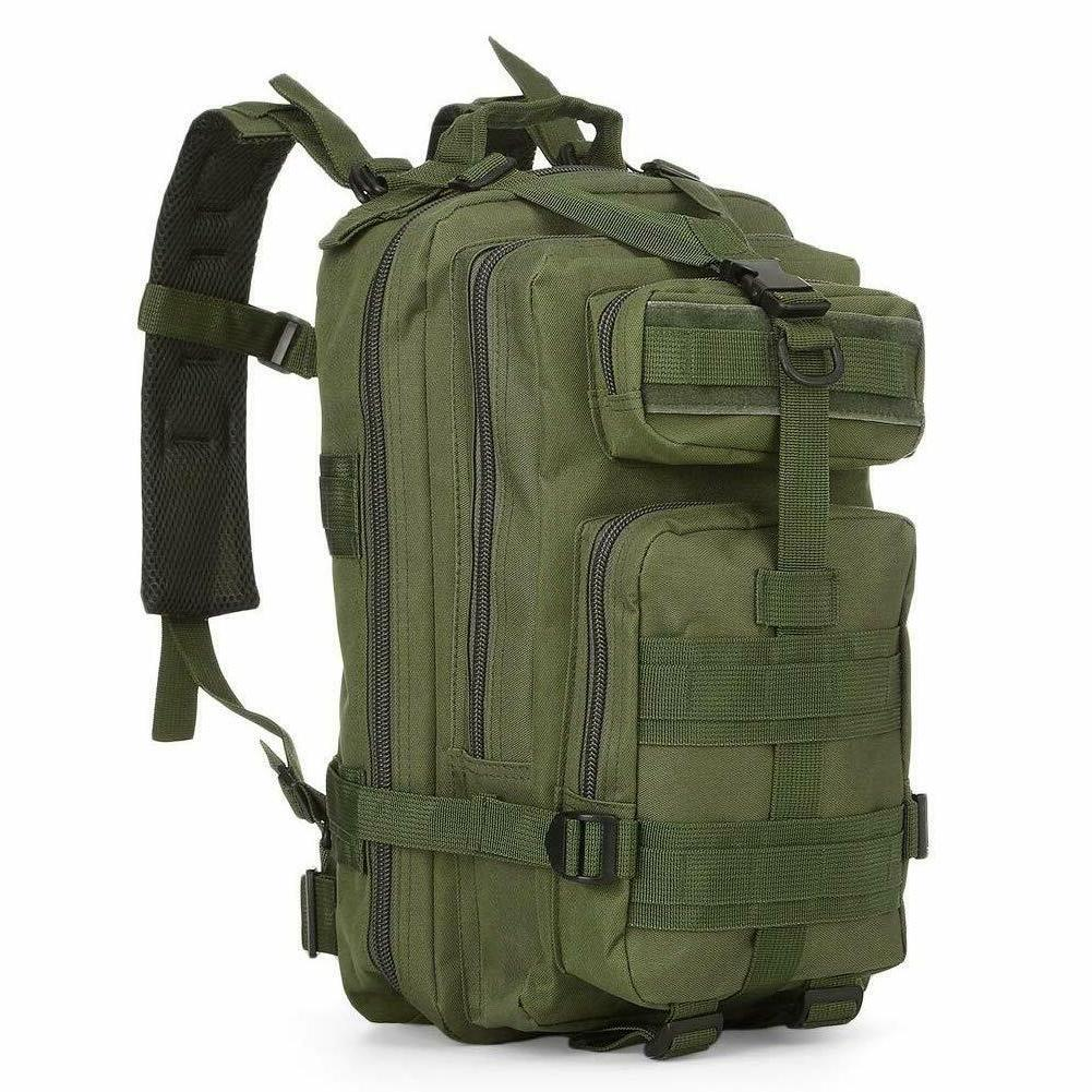 Military Backpack Bag Hiking Camping Outdoor Sport