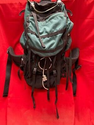 minuteman green hiking camping backpack size large