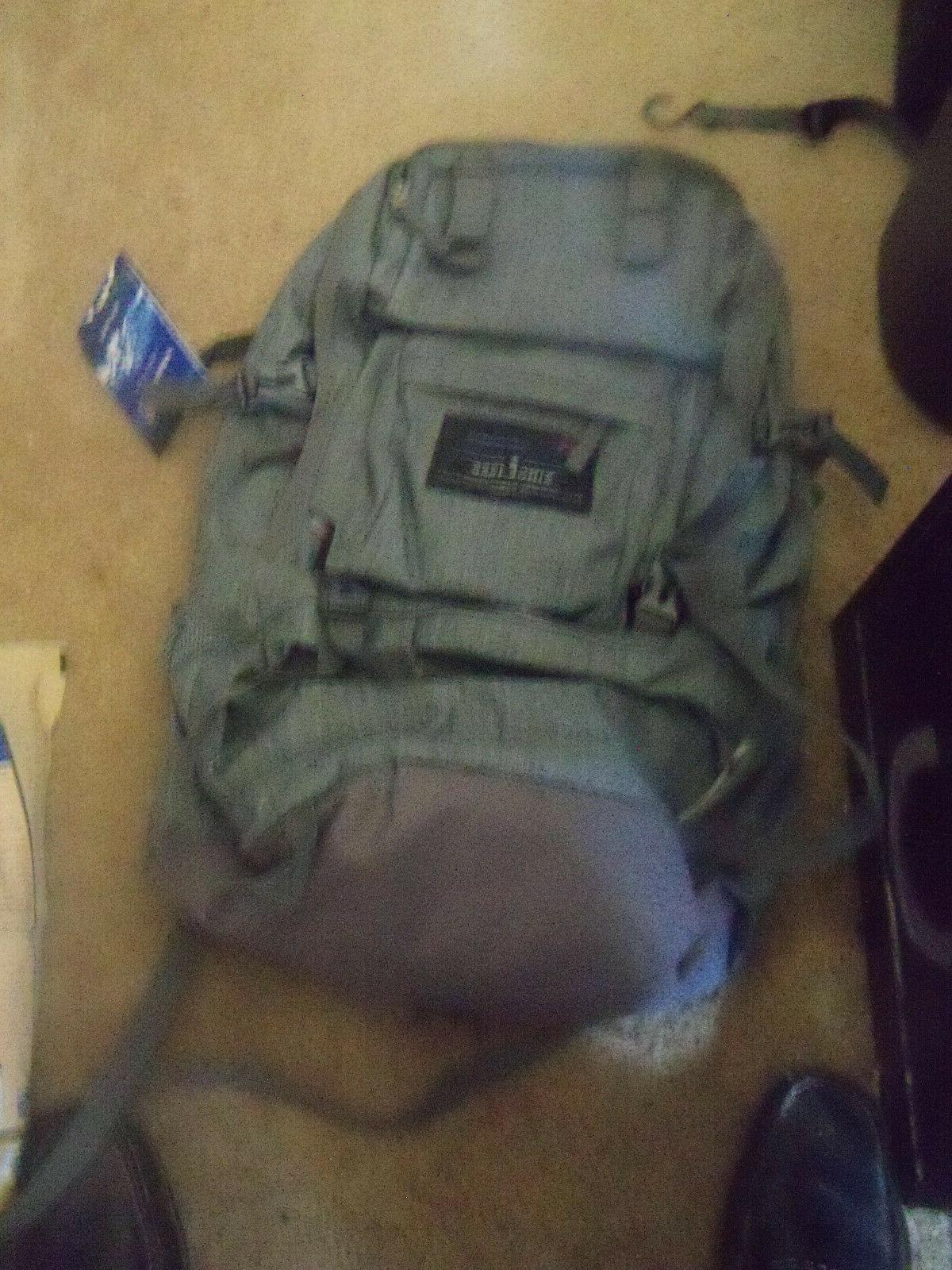 mountaintop adventure internal frame hiking backpack w