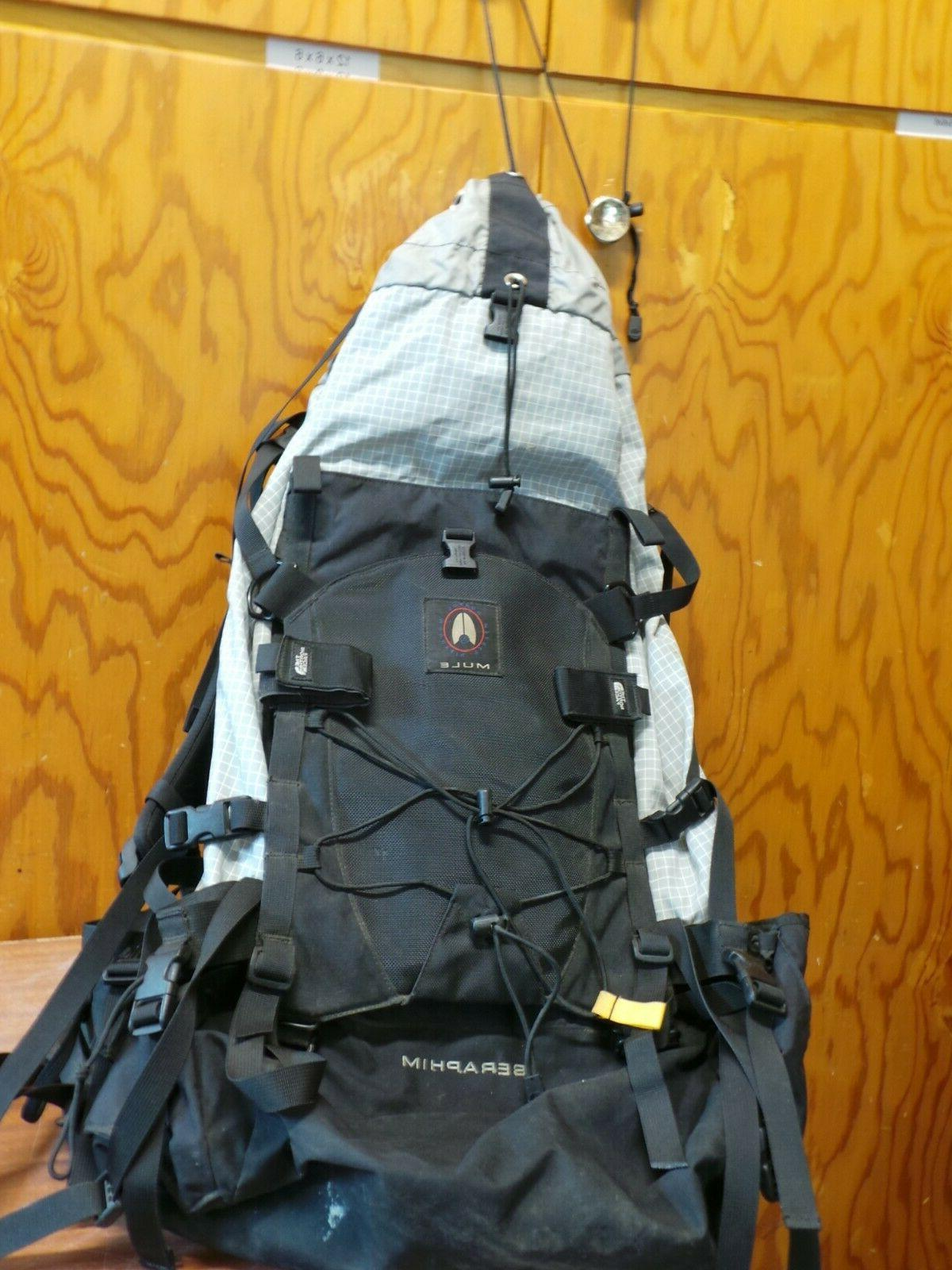 The North Face Seraphim Harness Backpack Pack