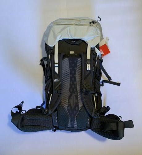 NEW The Face Griffin Hiking Backpack Asphalt Grey/Tin