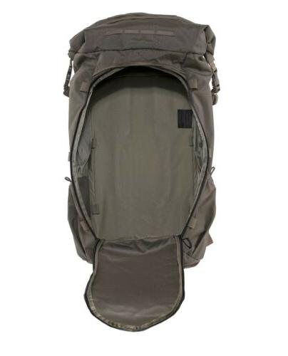NEW Eberlestock Tactical 3-Day Hiking Roll-Top Backpack