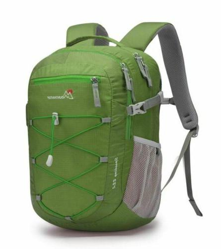 new mountaintop 22l unisex hiking camping backpack