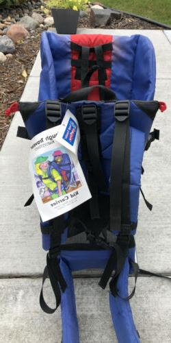 REI Tough Traveler Child/Baby Carrier Backpack Hiking USA or
