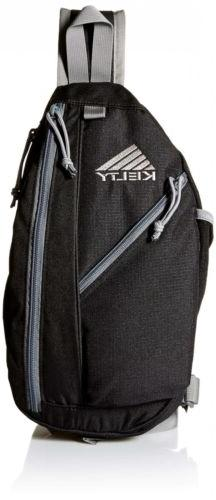 Kelty Sling Left Hand Backpack, All Black