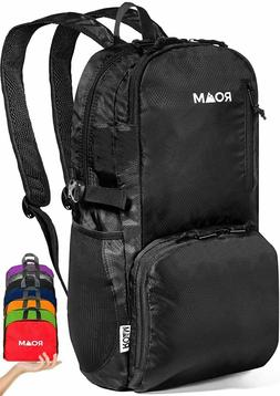 Roam Lightweight Packable Backpack Small Water Resistant Tra