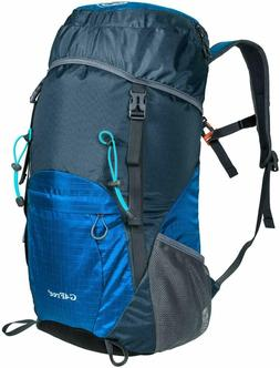 Lightweight Packable Hiking Backpack 40L Travel Camping Dayp