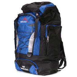 NEW 80L Man Woman Large Waterproof Hiking Gear Backpack Lugg