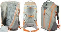 OZARK TRAIL New Lightweight Hiking Backpack 30 Liters Gray/O