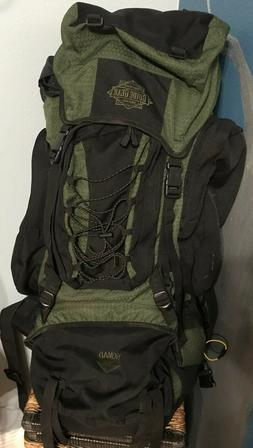 Guide Gear Nomad 85 Internal Frame Hiking Camping Backpack H