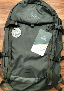 "NWT Gregory Matia 28 Backpack Hiking Pack 15"" Laptop Hydrati"