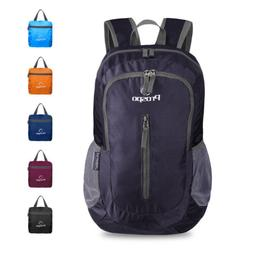 Packable Water Resistant Backpack Hiking Travel Bag Cycling