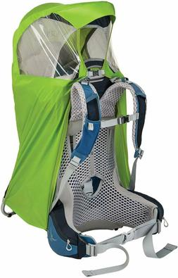 Poco Backpack Baby Carrier Rain Cover Child Clear Plastic Ca