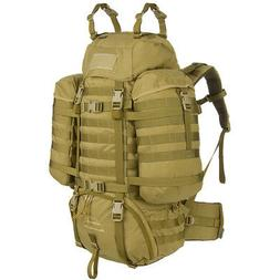 Wisport Raccoon 65L Backpack Hunting MOLLE Hiking Police Mil