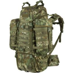 Wisport Raccoon 65L Backpack MOLLE Army Hunting Hiking Krypt
