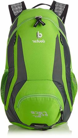 Deuter Race exp air - Hydration backpack in green  cycling h