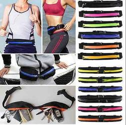 Small Waist Bags Waterproof Invisible Hiking Camping Running