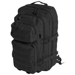 Tactical One Strap Assault Sling Pack Large MOLLE Padded Bac