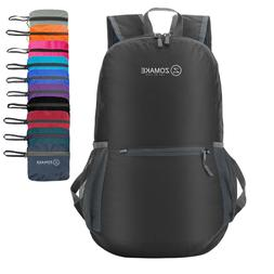 Ultra Lightweight Packable Backpack Water Resistant Hiking D