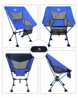 Ultralight Compact Folding Camping Chairs Portable Lightweig
